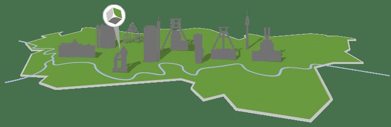 Softwareentwicklung im Herzen des Ruhrgebiets